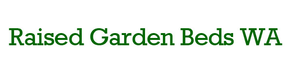 Raised Garden Beds WA Logo